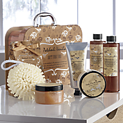 patchouli vanilla bath set