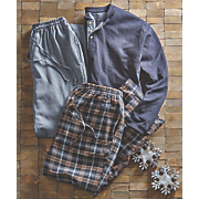 men s 3 pc  alex pj set