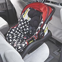 disney infant car seat by safety 1st