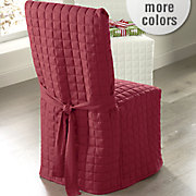quilted chair cover 10