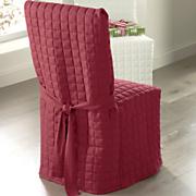 cubierta de la silla acolchada 10