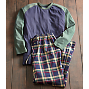 men s 2 pc  andrew pajamas