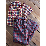 men s 2 pack simon flannel pj pants