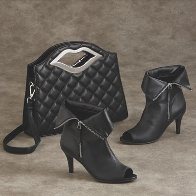 Jalisa Bag and Bootie