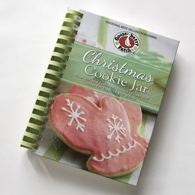 Gooseberry Patch Christmas Cookie Jar Cookbook