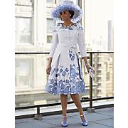 Vera Hat, Vera Dress, Vera Shoe