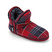 women s plaid amira bootie by muk luks