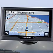 nuvi 5  touchscreen gps