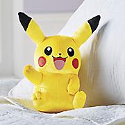 pokemon 20th anniversary pikachu plush