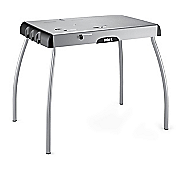 portable charcoal table by weber