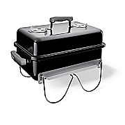 go anywhere charcoal grill by weber