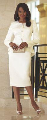 Villa Skirt Suit