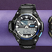 men s multi function sport watch by casio