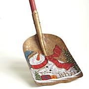 snowman shovel