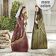 holy night figurines