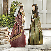 holy night figurines