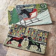 indoor outdoor dog mats