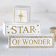 star of wonder blocks