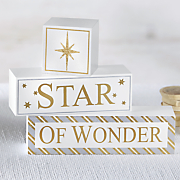 star of wonder blocks