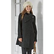 shawl buckle jacket 8