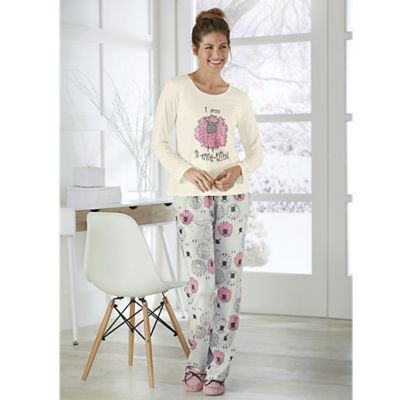 Baa Baa Sheep 2-Piece PJ Set