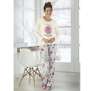 baa baa sheep 2 pc  pj set