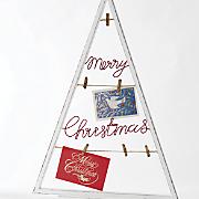 merry christmas card tree