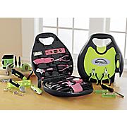 72 pc  household tool kit
