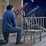 refractor telescope by vivitar