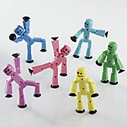 solid stikbot figurine