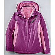 women s colorblock system jacket
