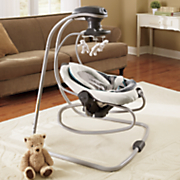 duetsoothe swing   rocker by graco