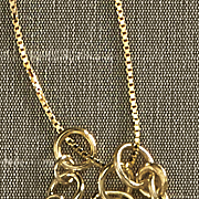 small ball chains for charm jewelry