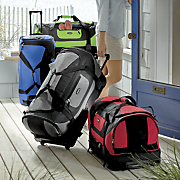 expandable rolling duffle