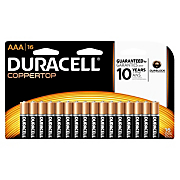 duracell aaa 16 pack batteries