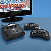 classic game console 4 by sega genesis
