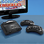 classic game console 4 by sega genesis