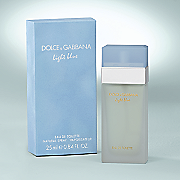light blue for her by dolce and gabbana