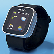 1 3  touchscreen smartwatch by sony