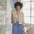 Stella Crop Jacket