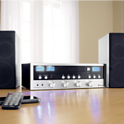 Classic CD Stereo System with Bluetooth by Innovative Technology