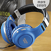 collapsible bluetooth headphones by sharper image