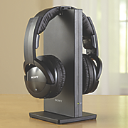rechargeable wireless headphones by sony