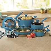 14-Piece Excite Cookware Set by T-Fal
