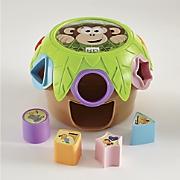 my lil bongo shape sorter