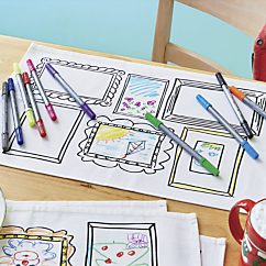 Set of 4 Frame Placemats