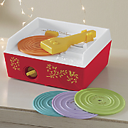 record player by fisher price