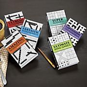 set of 3 puzzle books