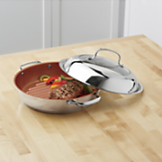 3 qt  grill pan by nuwave