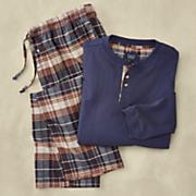 adam 2 pc  pajama set